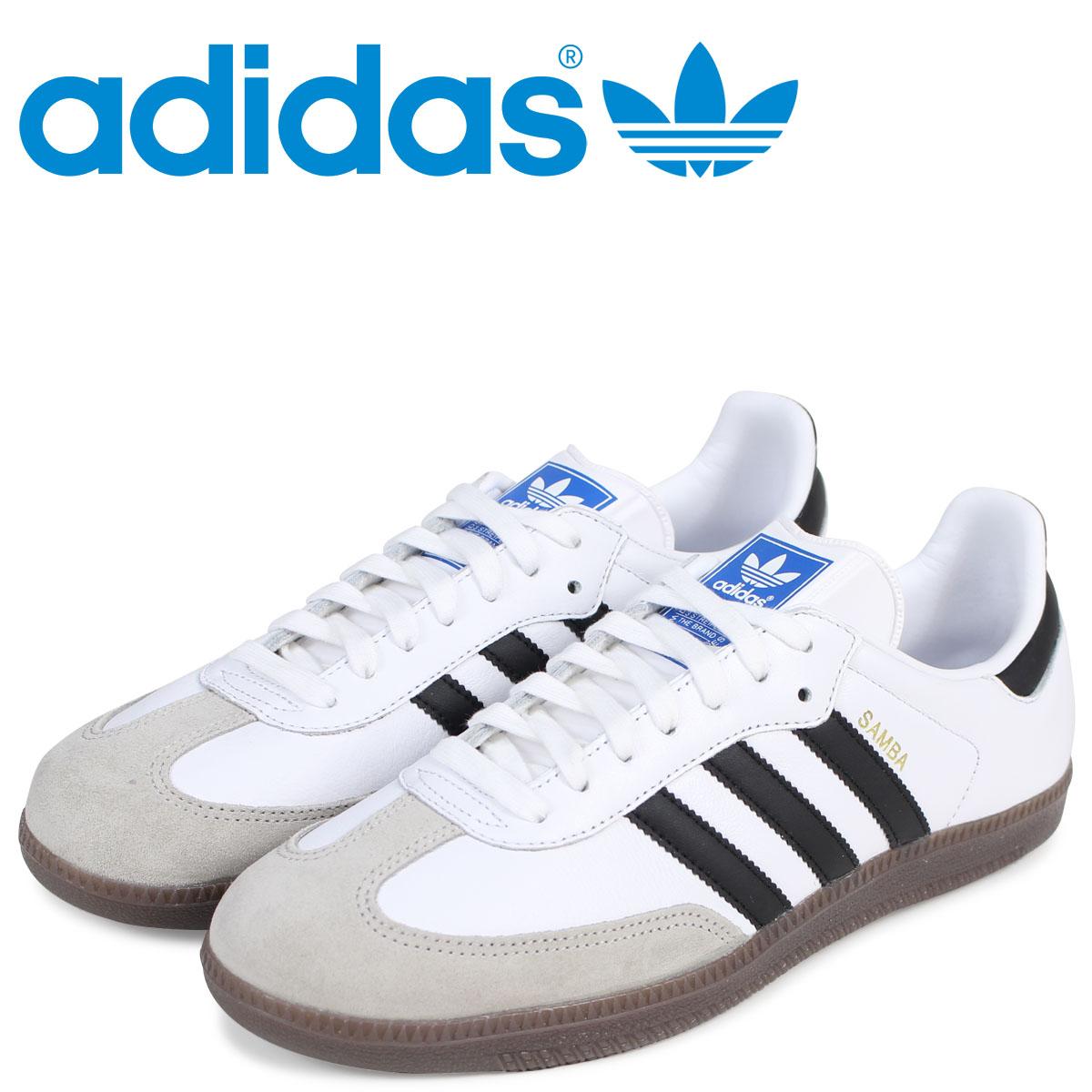 adidas Originals サンバ アディダス スニーカー SAMBA メンズ BZ0057 ホワイト