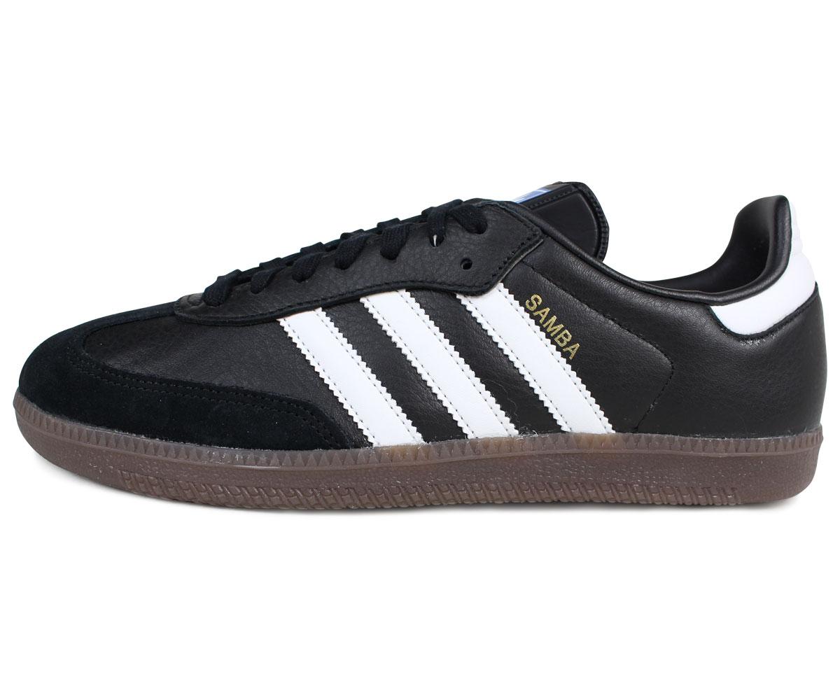 adidas Originals samba sneakers Adidas SAMBA men BZ0058 shoes black  originals  1 30 Shinnyu load  f91a09fbd