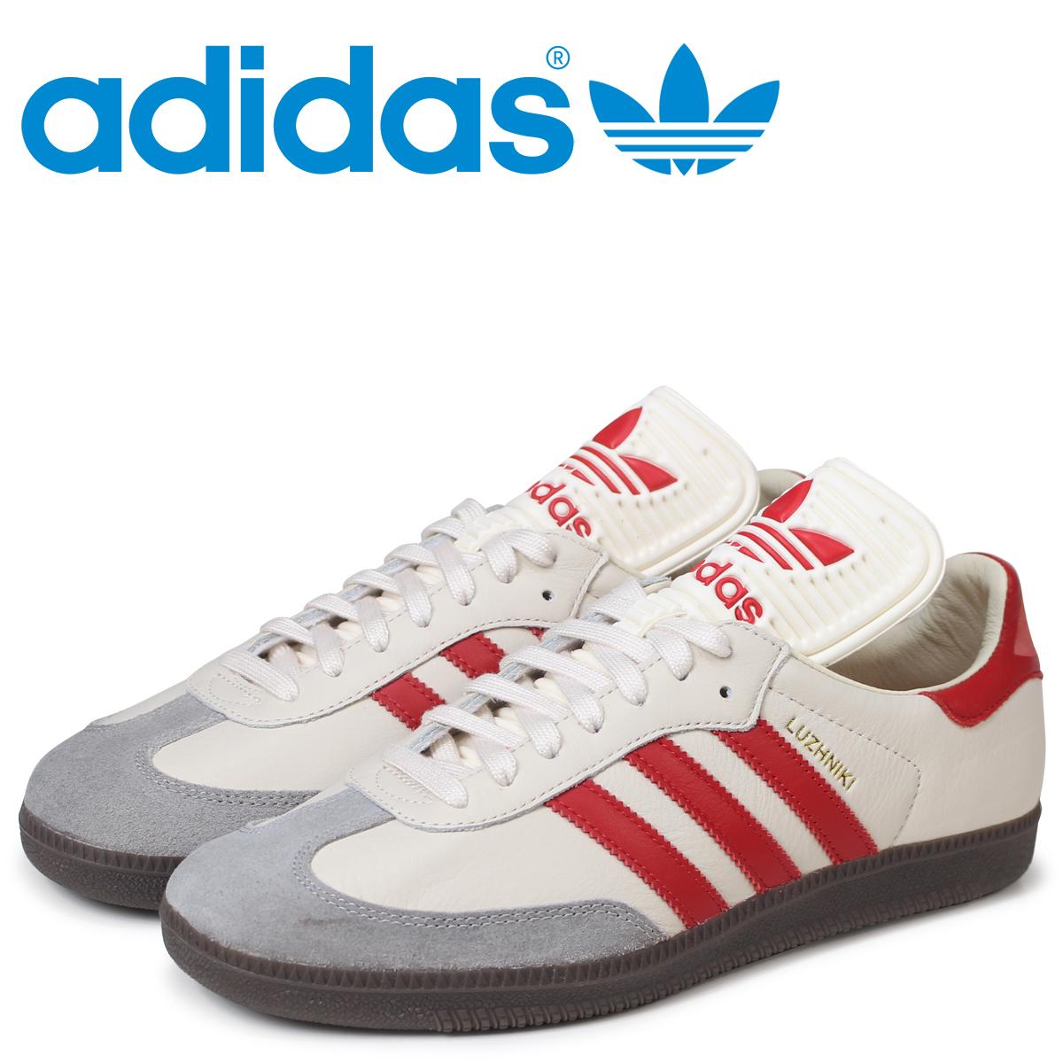 adidas Originals samba Adidas originals sneakers SAMBA CLASSIC OG men  CQ2216 white  5 21 Shinnyu load  b19a173d9