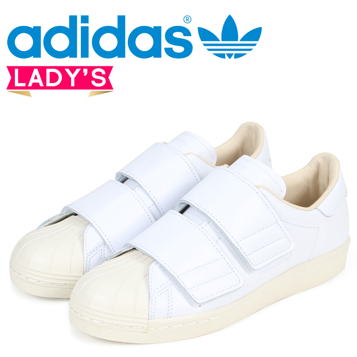 adidas Originals superstar 80s Adidas Lady'