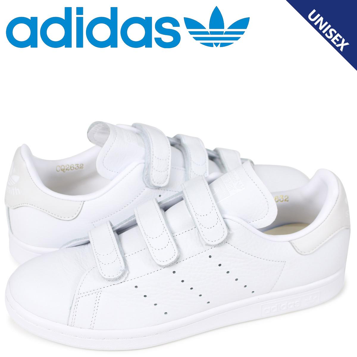 adidas Originals スタンスミス ベルクロ アディダス スニーカー STAN SMITH CF メンズ レディース CQ2632 ホワイト オリジナルス 【決算セール 返品不可】