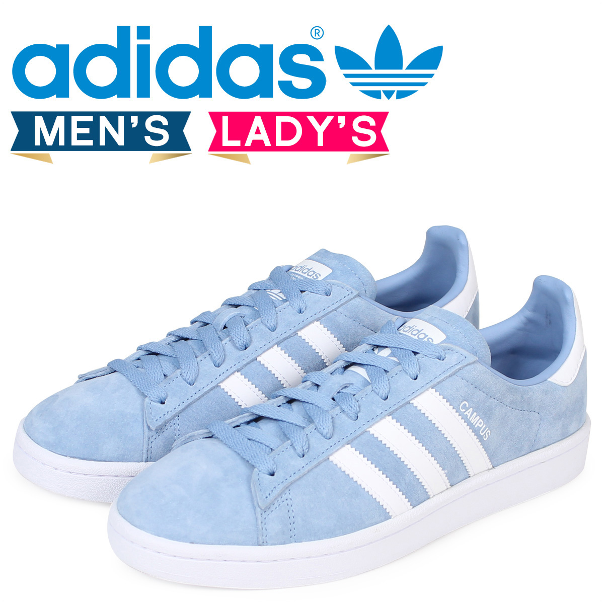 adidas campus Adidas originals sneakers CAMPUS men gap Dis DB0983 shoes  blue [load planned Shinnyu load in reservation product 12/26 containing]
