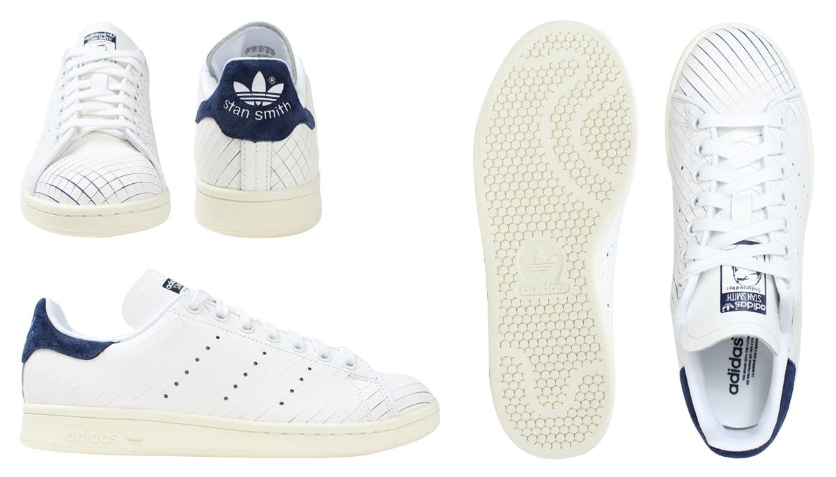 阿迪达斯原件原件巨星 2 阿迪达斯运动鞋超级明星 2 皮革男装 G17068 白色/黑色白色黑色 [定期] ★ ★