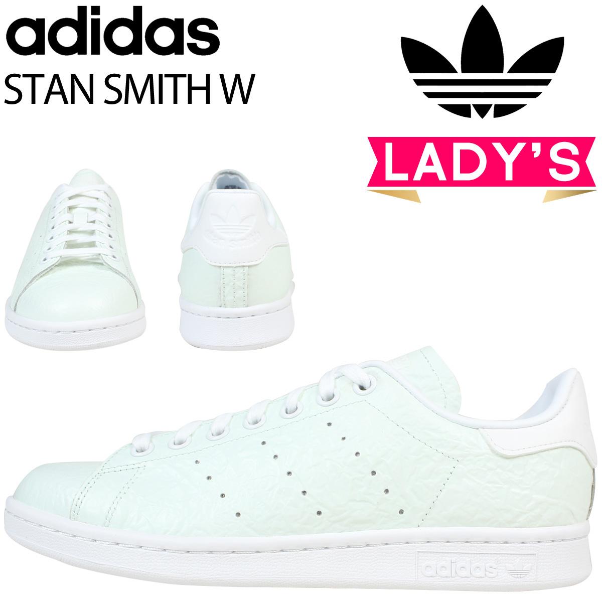 more photos 56dcf 6c13c adidas Originals Adidas originals Stan Smith sneakers Lady's STAN SMITH W  S76666 shoes white white