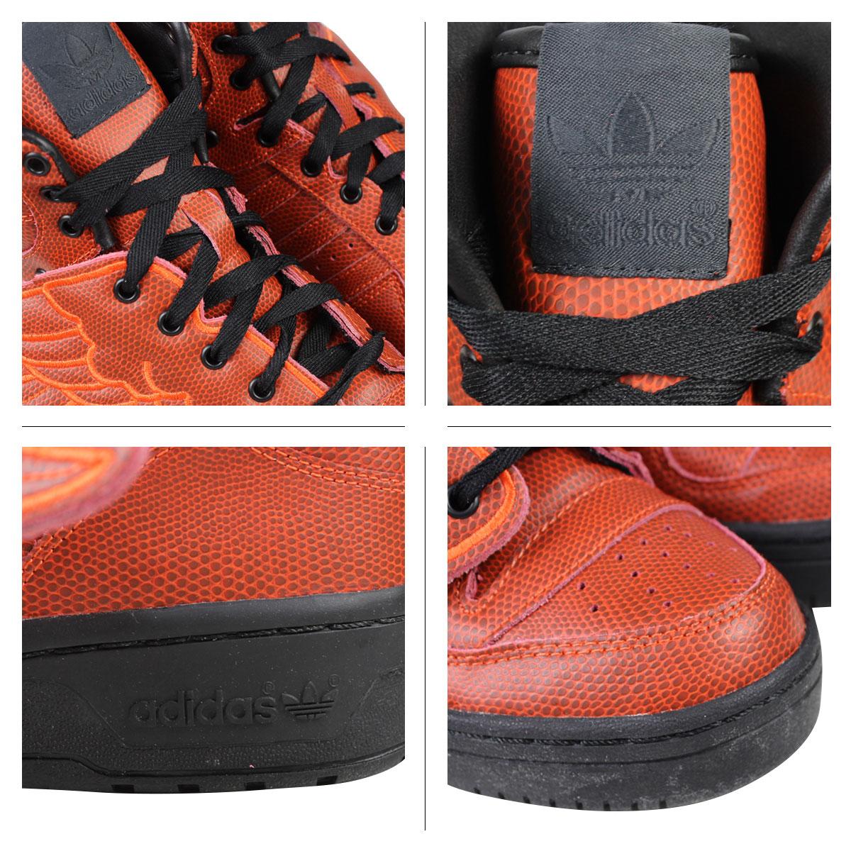 e1e3ad4cfa4a Adidas originals adidas Originals JEREMY SCOTT men s women s BBALL JS WINGS  sneakers Jeremy Scott wings basketball S77803 Red  11   10 new in stock