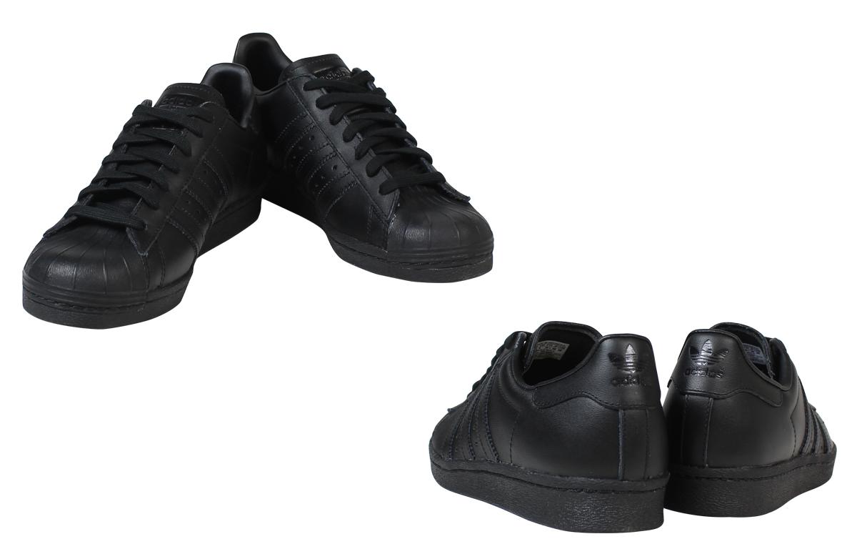 Adidas Superstar Mujer Negro De Triple dSLmJdx