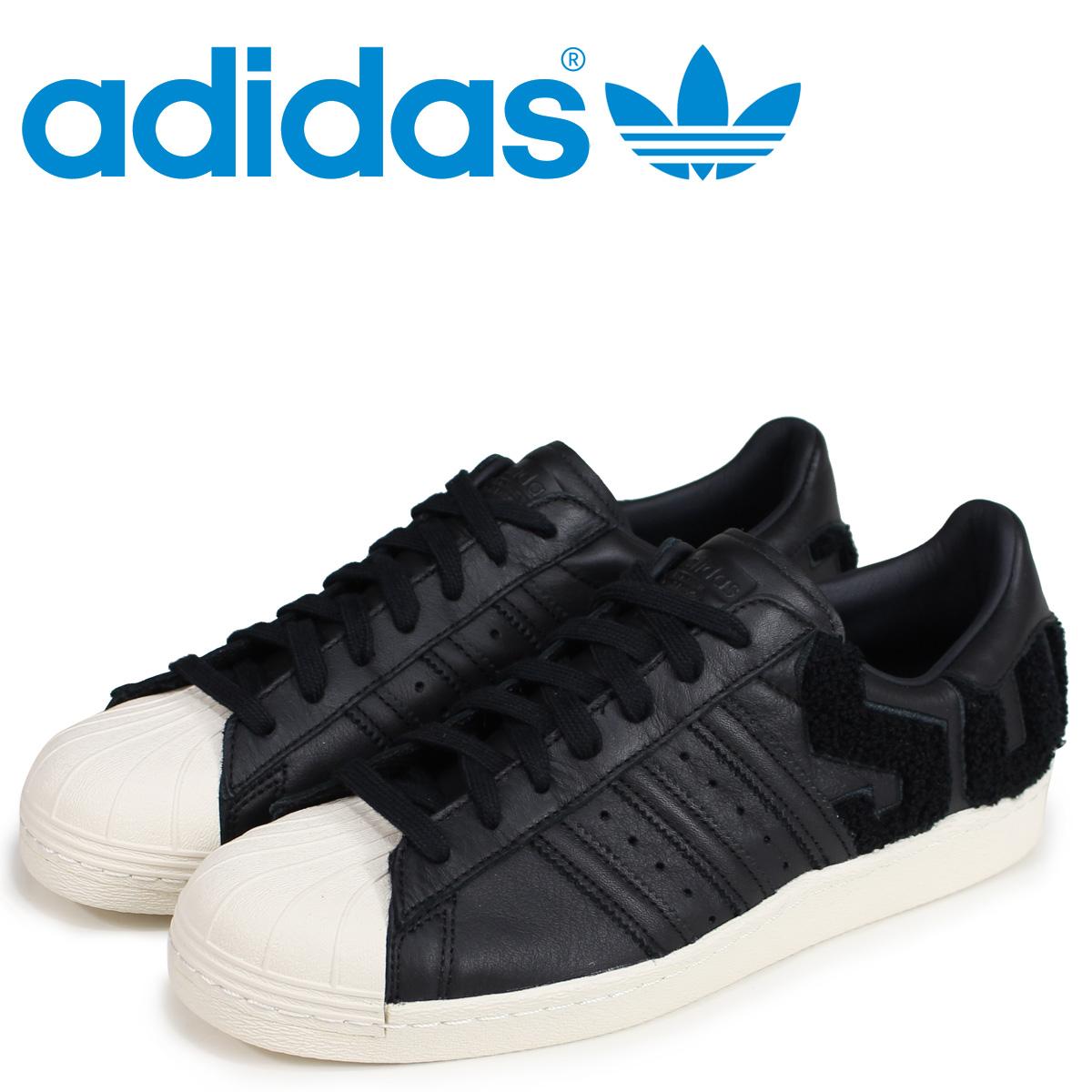 adidas Originals スーパースター アディダス オリジナルス スニーカー SUPERSTAR メンズ AQ0883 ブラック 黒