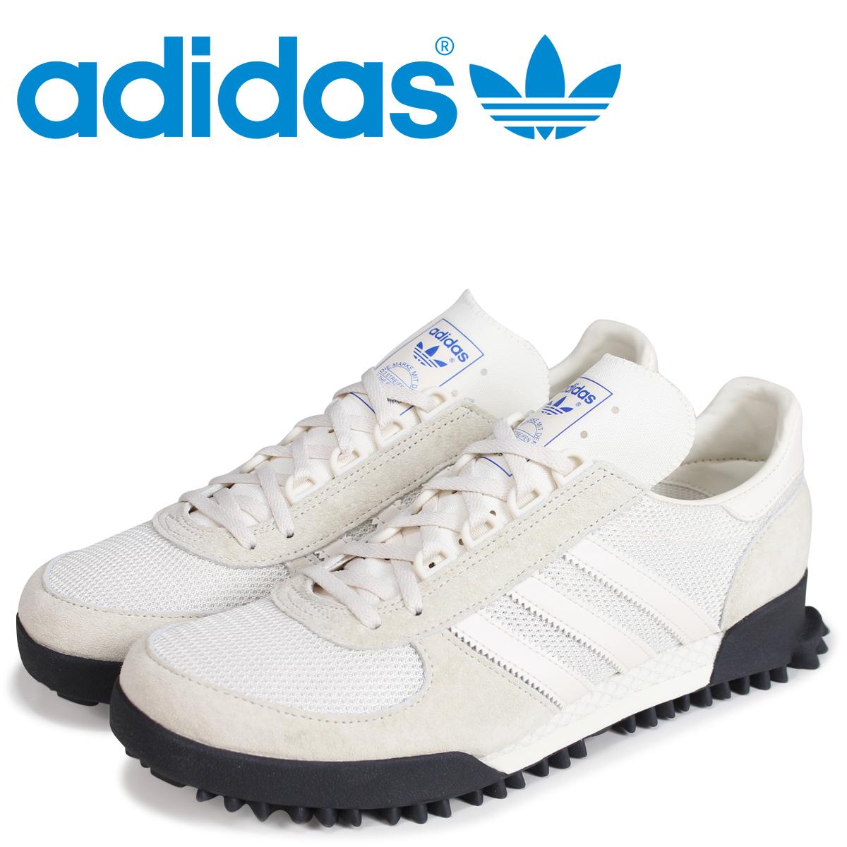 adidas Originals マラソン アディダス オリジナルス スニーカー MARATHON TR メンズ AQ1004 オフホワイト