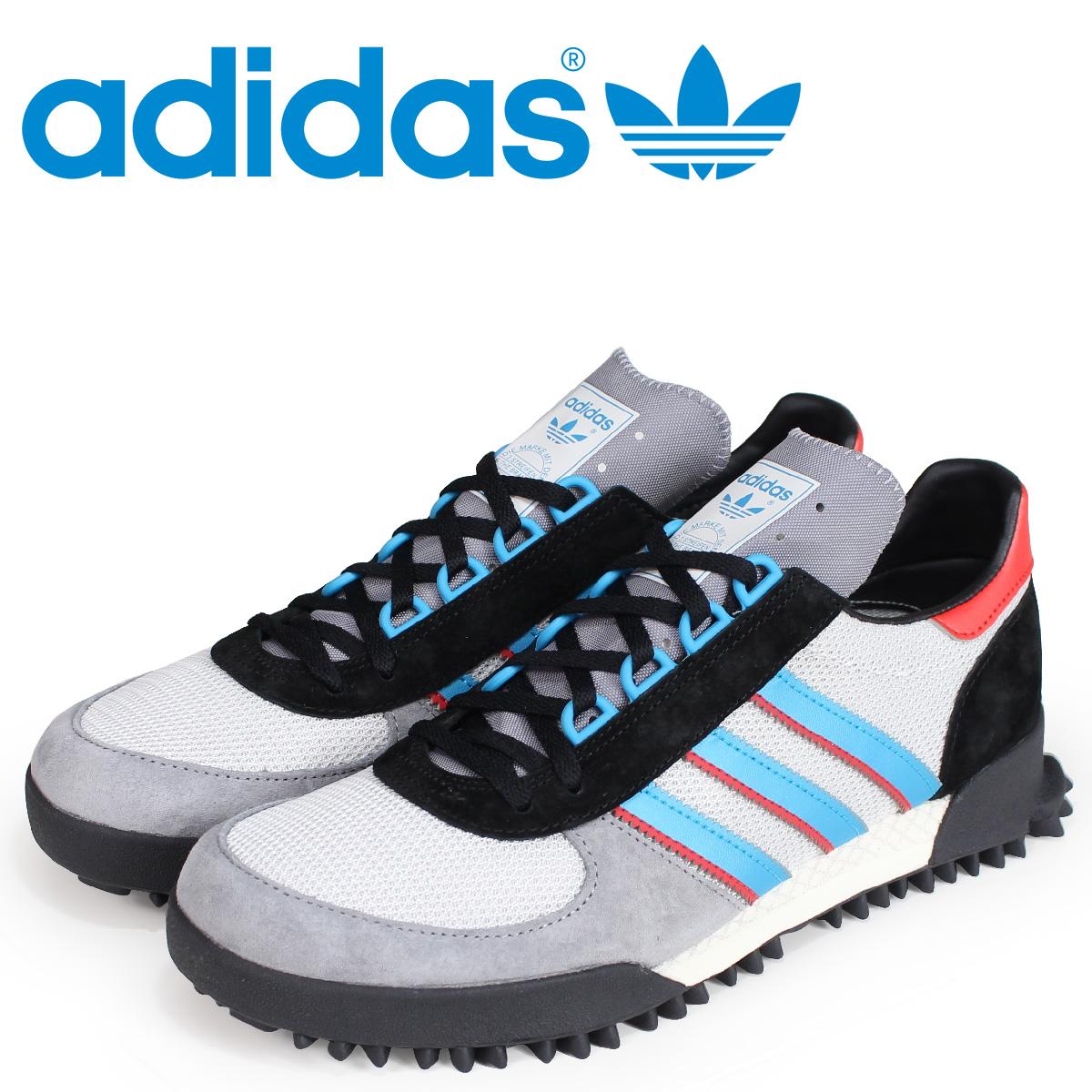 adidas Originals マラソン アディダス オリジナルス スニーカー MARATHON TR メンズ B28134 グレー