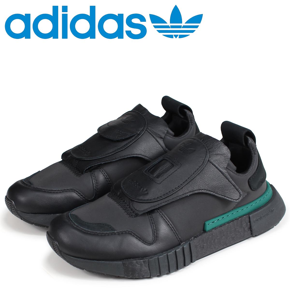 アディダス オリジナルス フューチャーペーサー adidas Originals スニーカー FUTURPACER メンズ B37266 ブラック [9/11 新入荷]