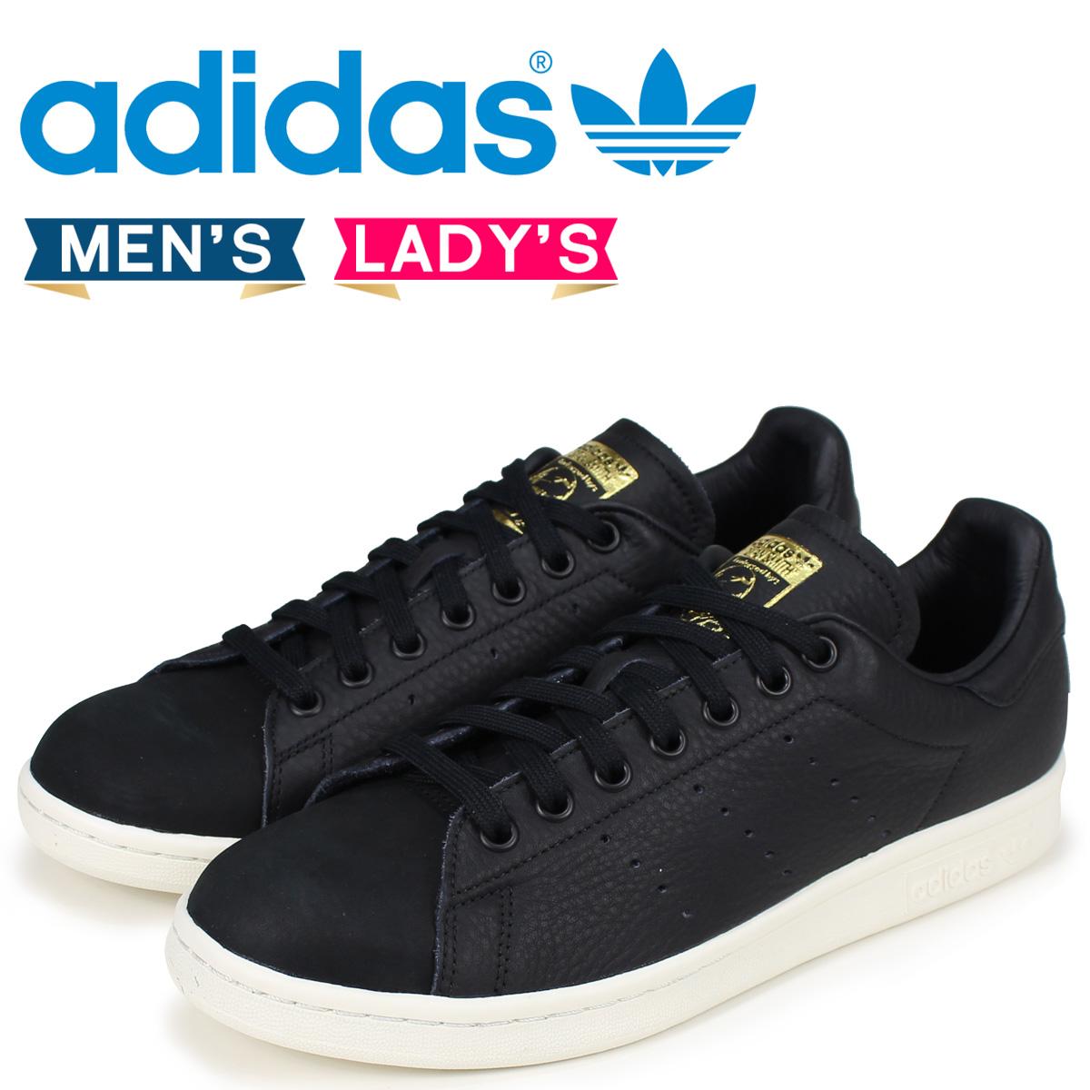 sports shoes 93e29 76000 adidas Originals Stan Smith Adidas originals sneakers men gap Dis STAN  SMITH PREMIUM B37901 black black