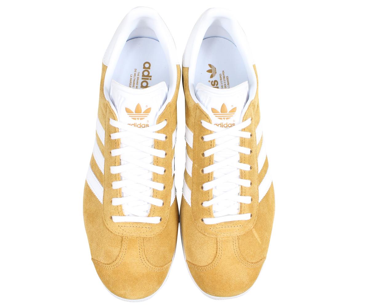 Suitable adidas Originals Gazelle Shoes Men Mustard Yellow