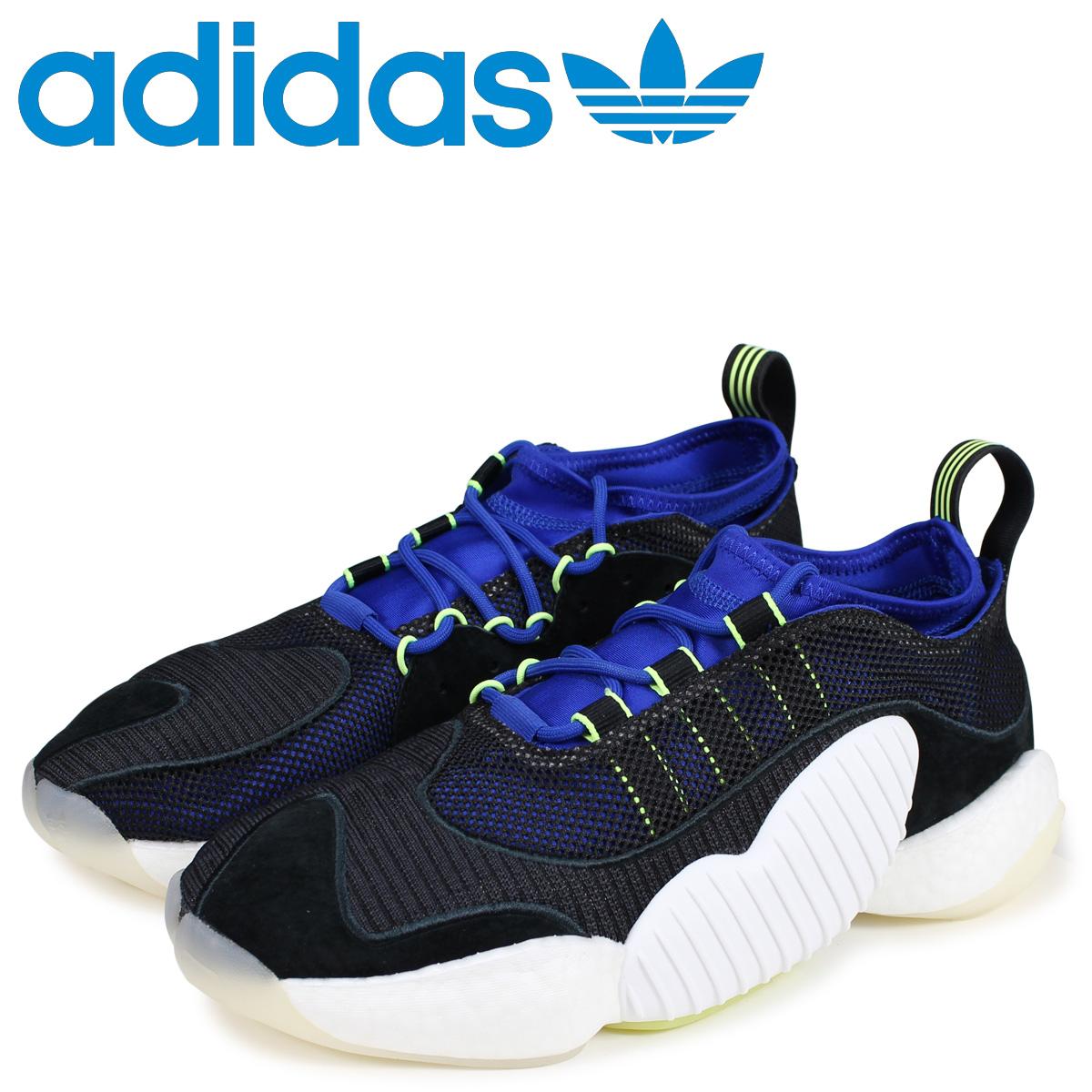 adidas Originals アディダス オリジナルス クレイジー スニーカー メンズ CRAZY BYW LVL II ブラック 黒 BD7998 [4/4 新入荷]