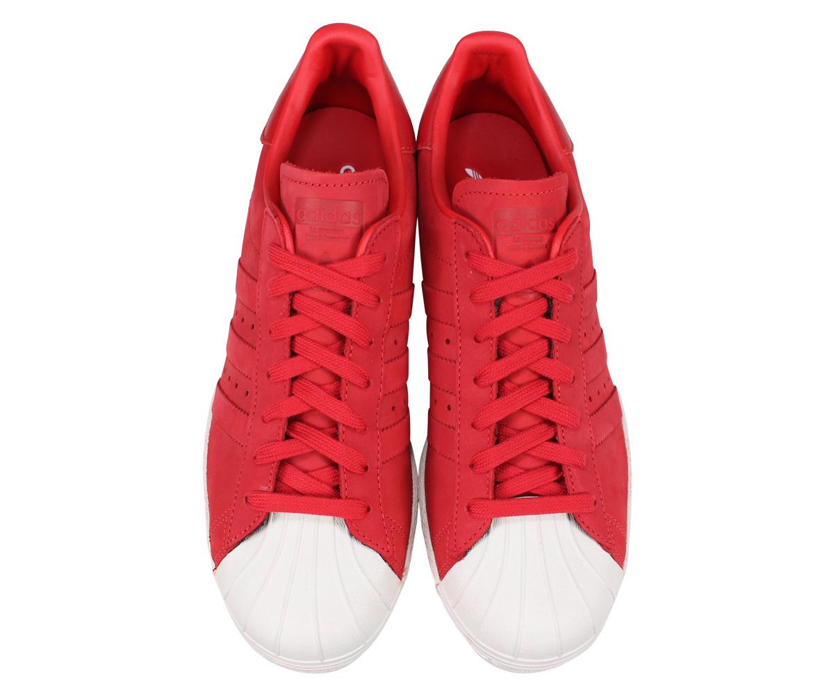 adidas Originals Adidas originals superstar sneakers men SUPERSTAR 80s red red CG6263