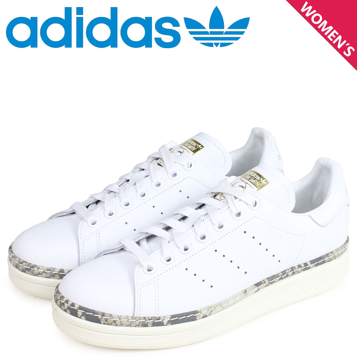 adidas Originals Stan Smith New Bold Shoes for Women