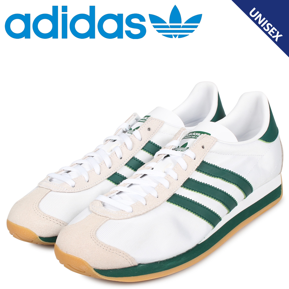 adidas Originals Adidas originals country OG sneakers men gap Dis COUNTRY OG white white EE5745