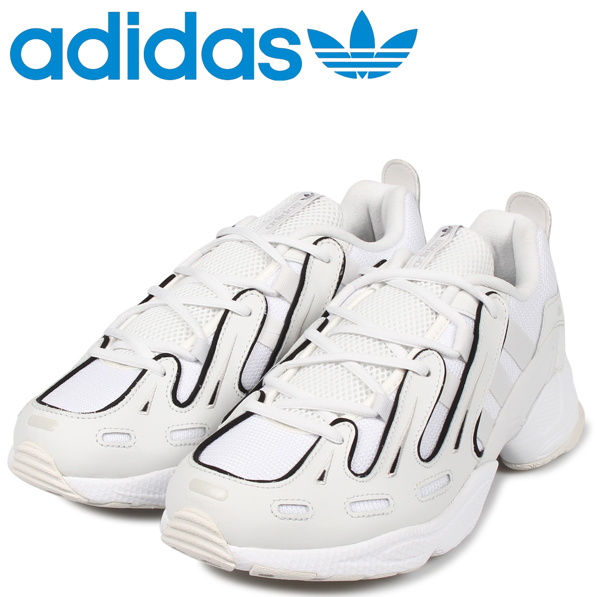 adidas Originals アディダス オリジナルス ガゼル スニーカー メンズ ガッツレー EQT GAZELLE ホワイト 白 EE7744