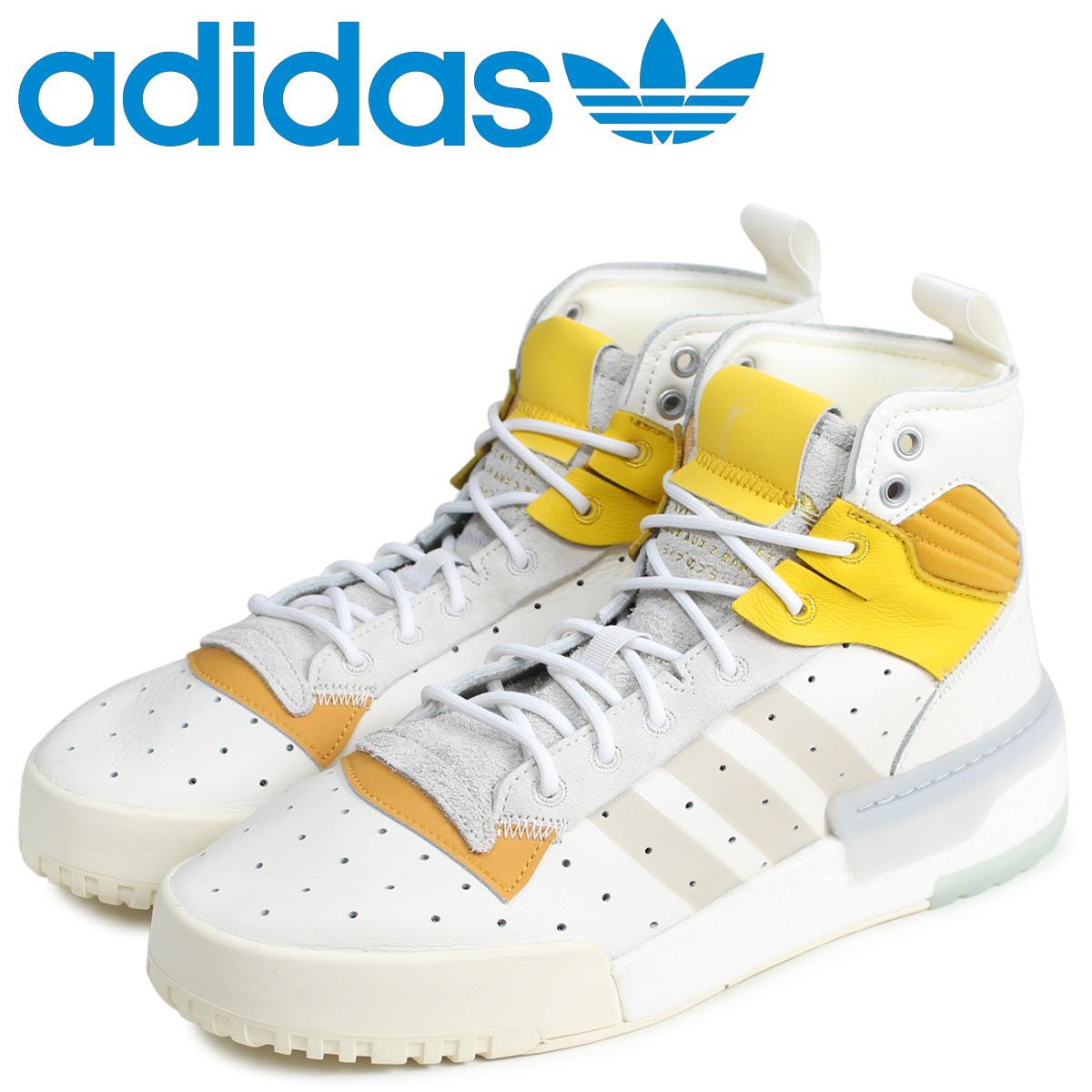 adidas Originals アディダス オリジナルス ライバルリ スニーカー メンズ RIVALRY RM ホワイト 白 F34144