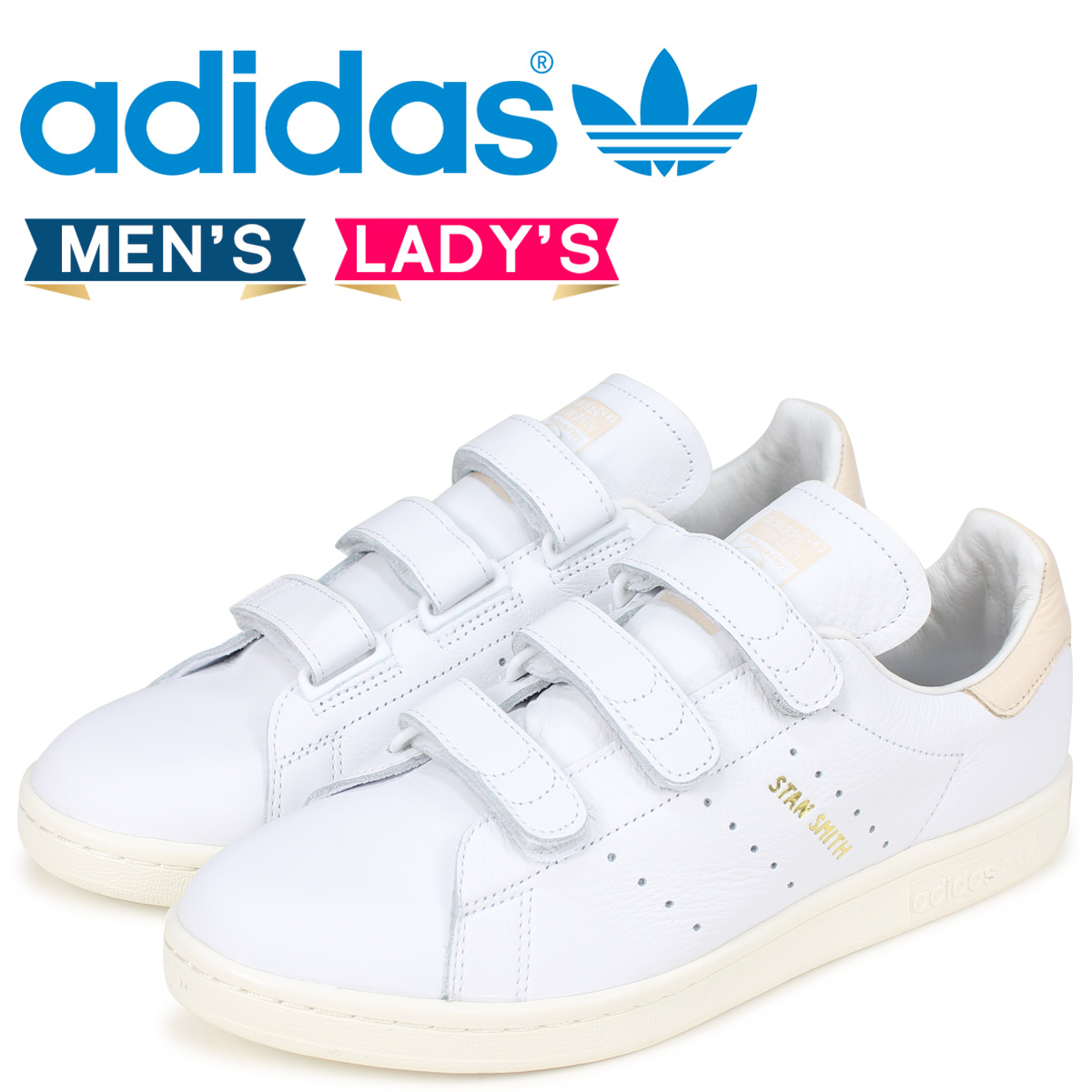 adidas Originals スタンスミス アディダス オリジナルス スニーカー メンズ レディース STAN SMITH CF F36573 ホワイト