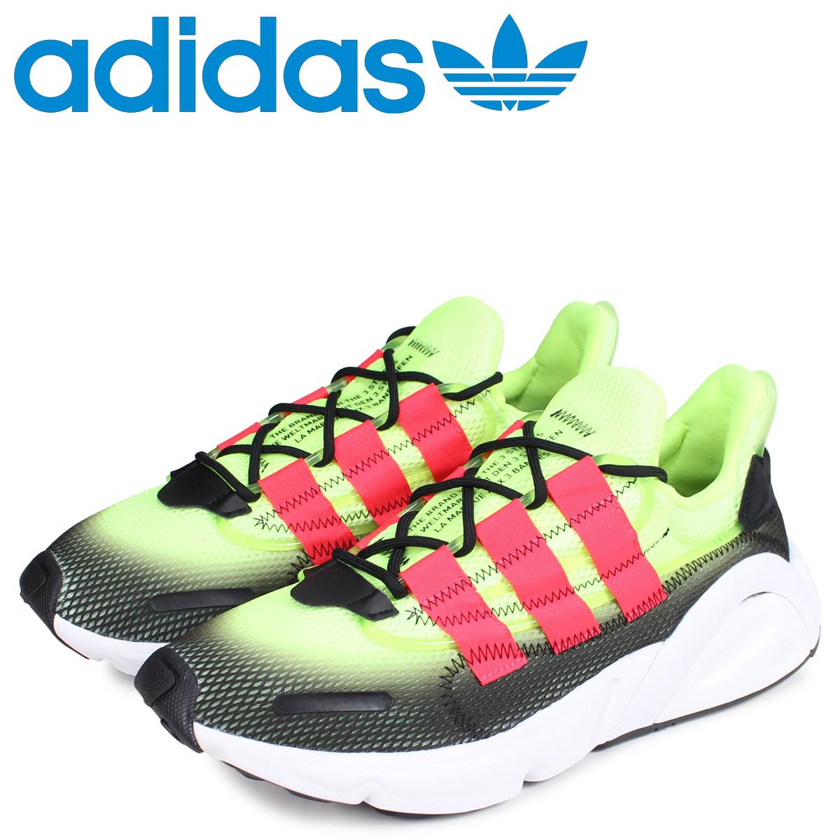 adidas Originals アディダス オリジナルス レキシコン スニーカー メンズ LXCON ブラック 黒 G27578