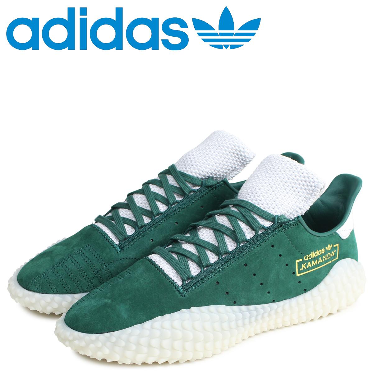 adidas Originals アディダス オリジナルス カマンダ スニーカー メンズ KAMANDA グリーン G27713