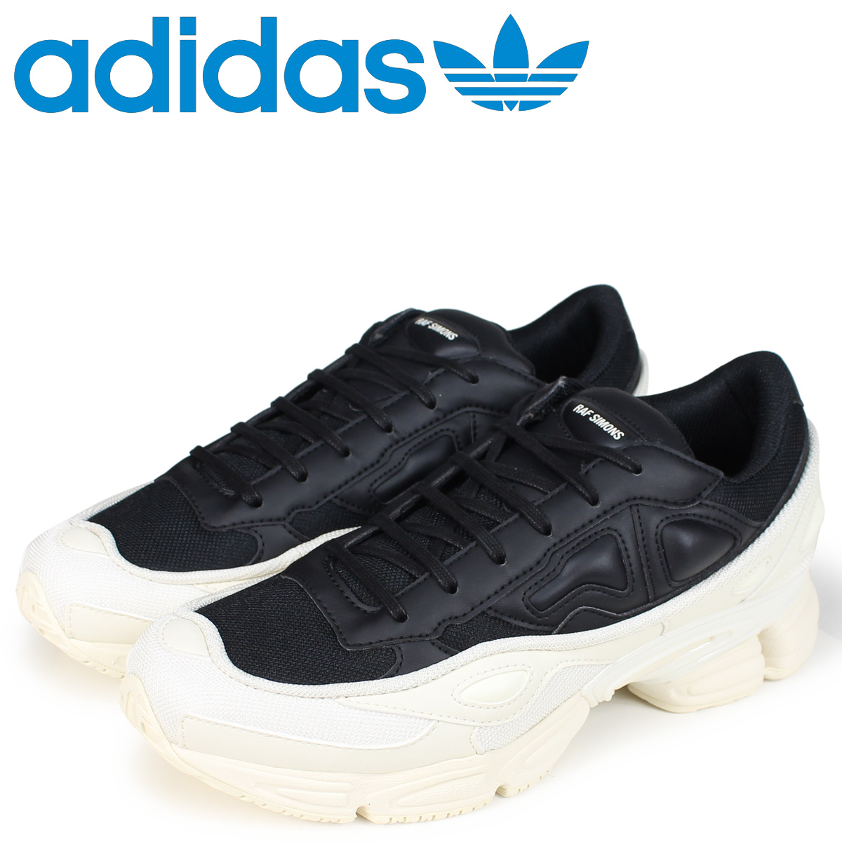 best price pick up wholesale outlet adidas Originals rough Simmons Adidas originals sneakers RAF SIMONS オズウィーゴー  RSOZWEEGO men F34264 white white