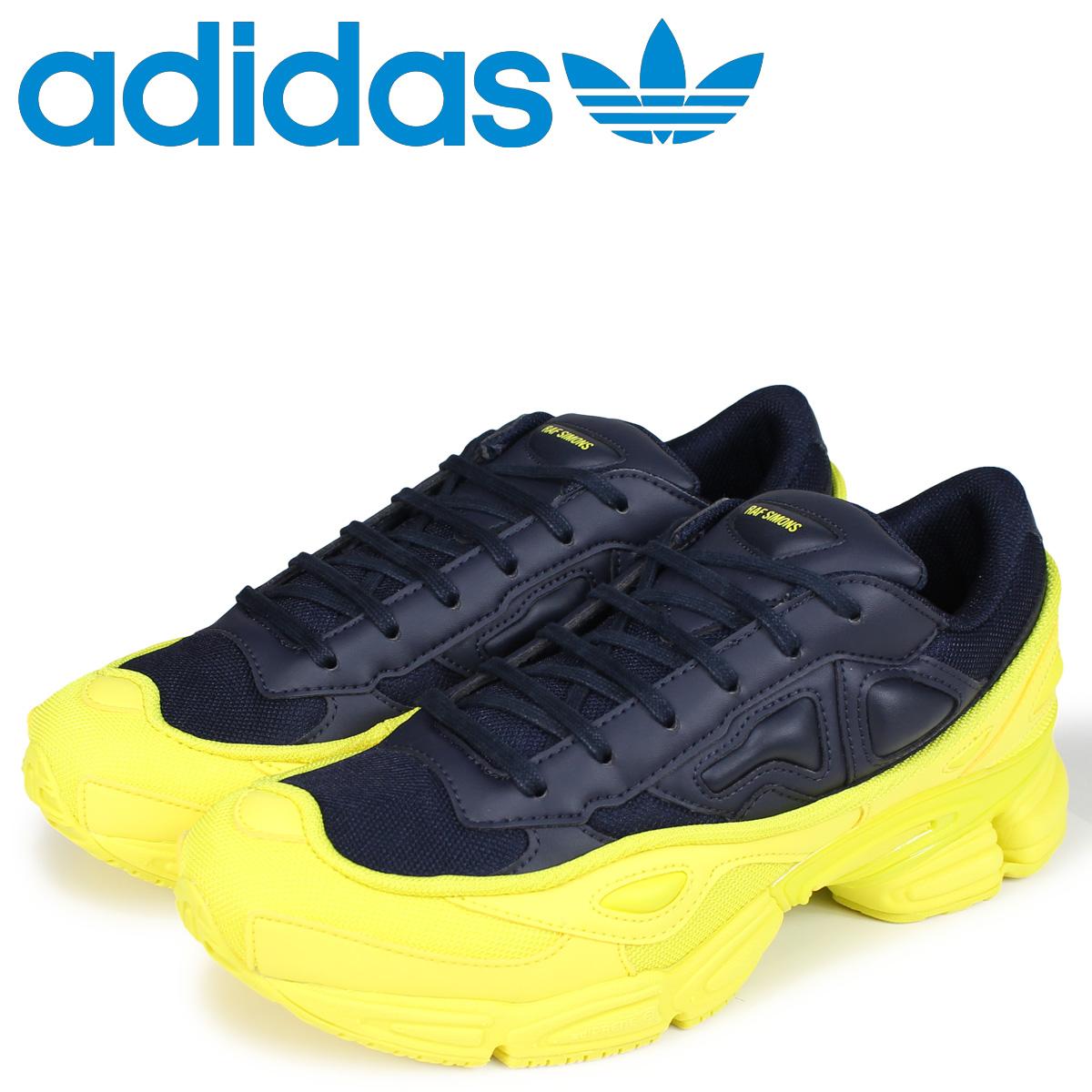 adidas Originals ラフシモンズ アディダス オリジナルス スニーカー RAF SIMONS オズウィーゴー RSOZWEEGO メンズ F34267 イエロー [10/15 新入荷]