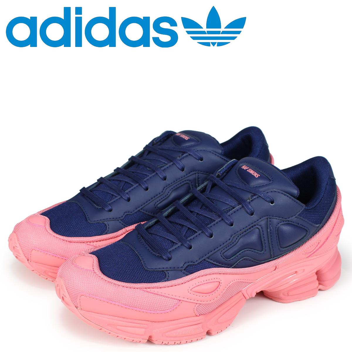 new products 04c64 e800a adidas Originals rough Simmons Adidas originals sneakers RAF SIMONS オズウィーゴー  RSOZWEEGO men F34268 pink