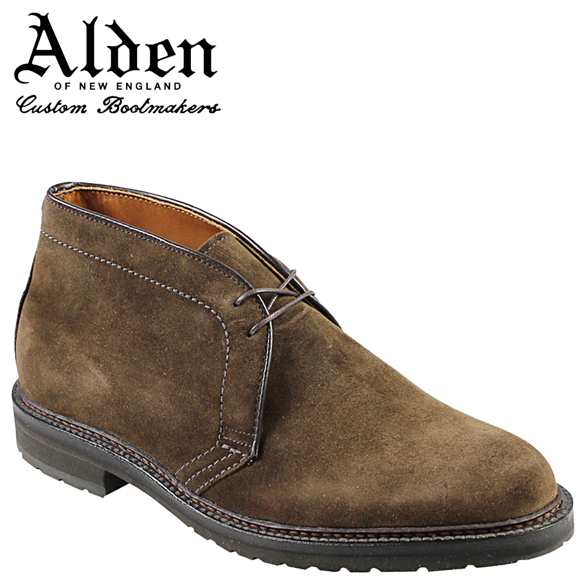Sugar Online Shop Alden Boots Chukka Boot D Wise Made Island Shoes Slip On Dark Brown Leather In Usa Suede Mens 1273s 7 6 New Stock Regular