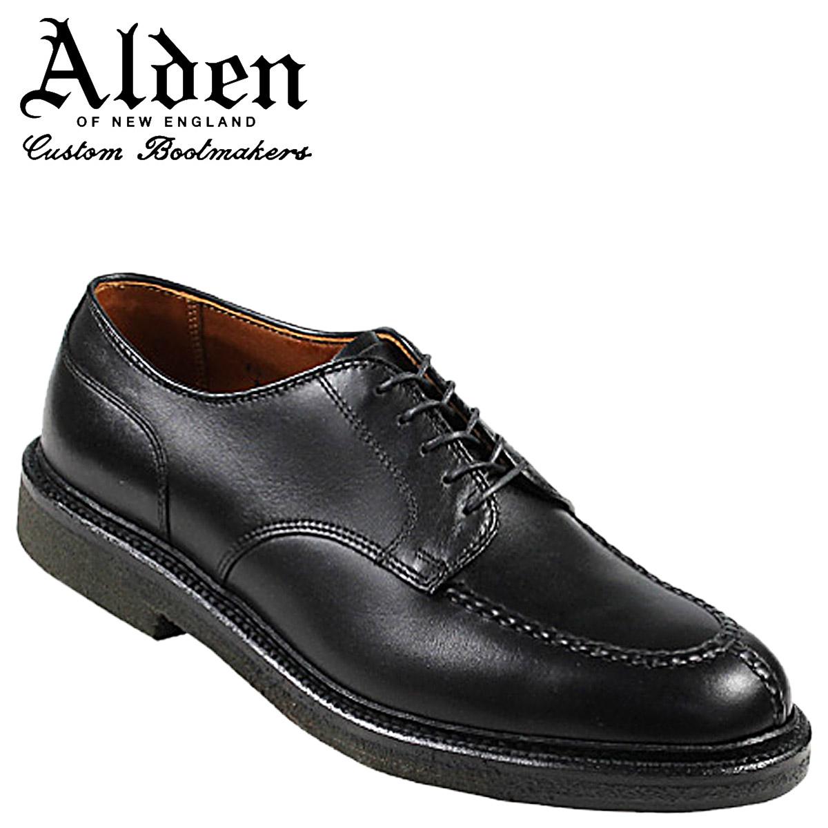 Alden ALDEN shoes ALL WEATHER WALKERS NORWEGIAN FRONT BLUCHER D Wise 2965  men