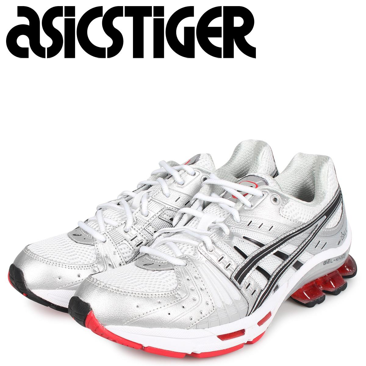 asics Tiger アシックスタイガー ゲル キンセイ スニーカー メンズ GEL-KINSEI OG ホワイト 白 1021A117-101