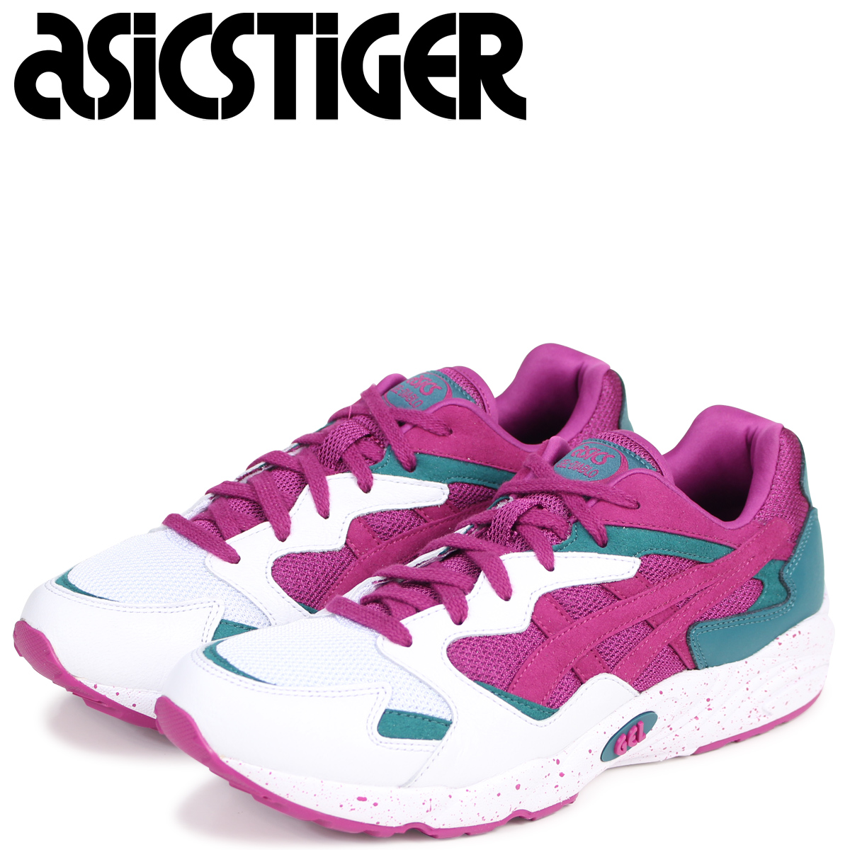 asics purple