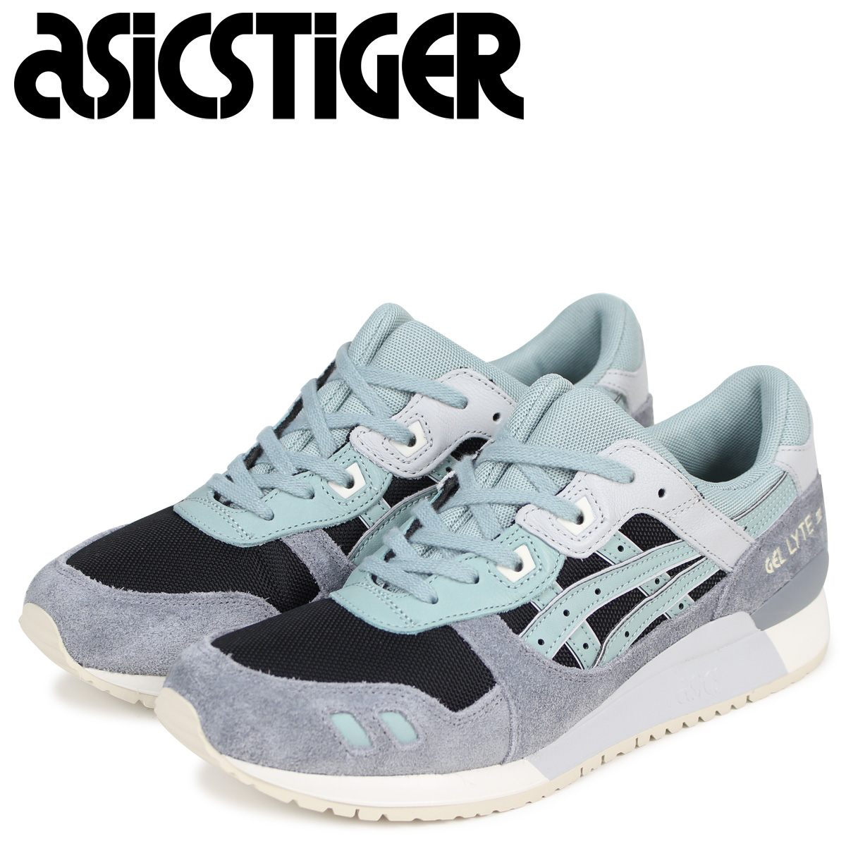 acheter en ligne ddc58 7a841 asics Tiger ASICS tiger gel light 3 sneakers GEL-LYTE III H820L-9046 men  blue