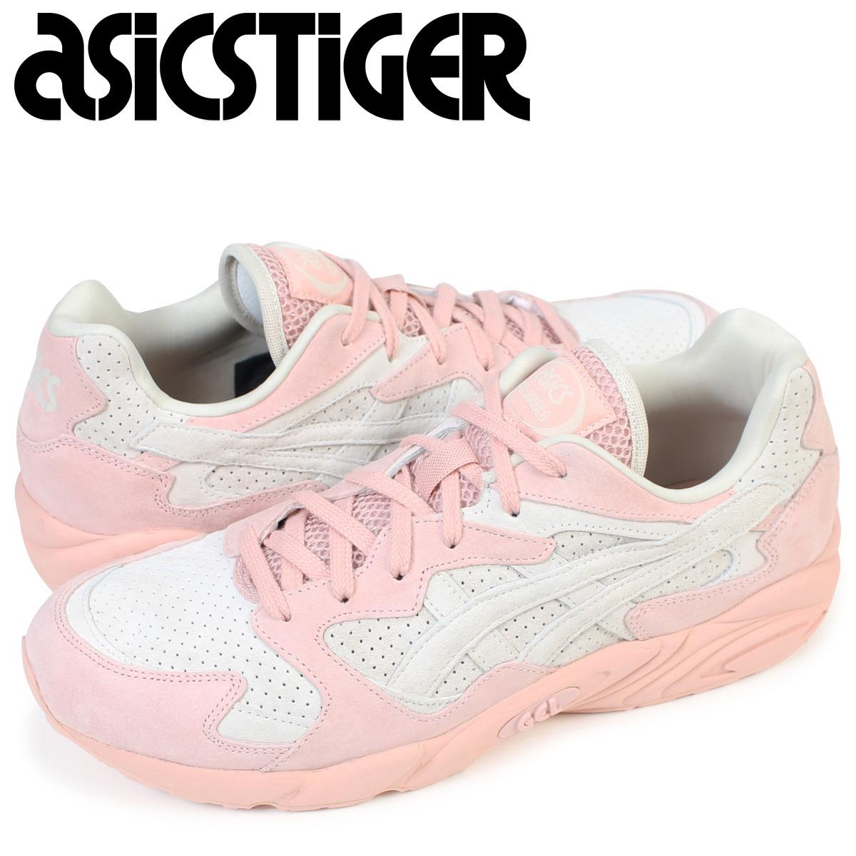 asics Tiger アシックスタイガー スニーカー GEL-DIABLO HL7U0-0202 メンズ 靴 ホワイト 【決算セール 返品不可】