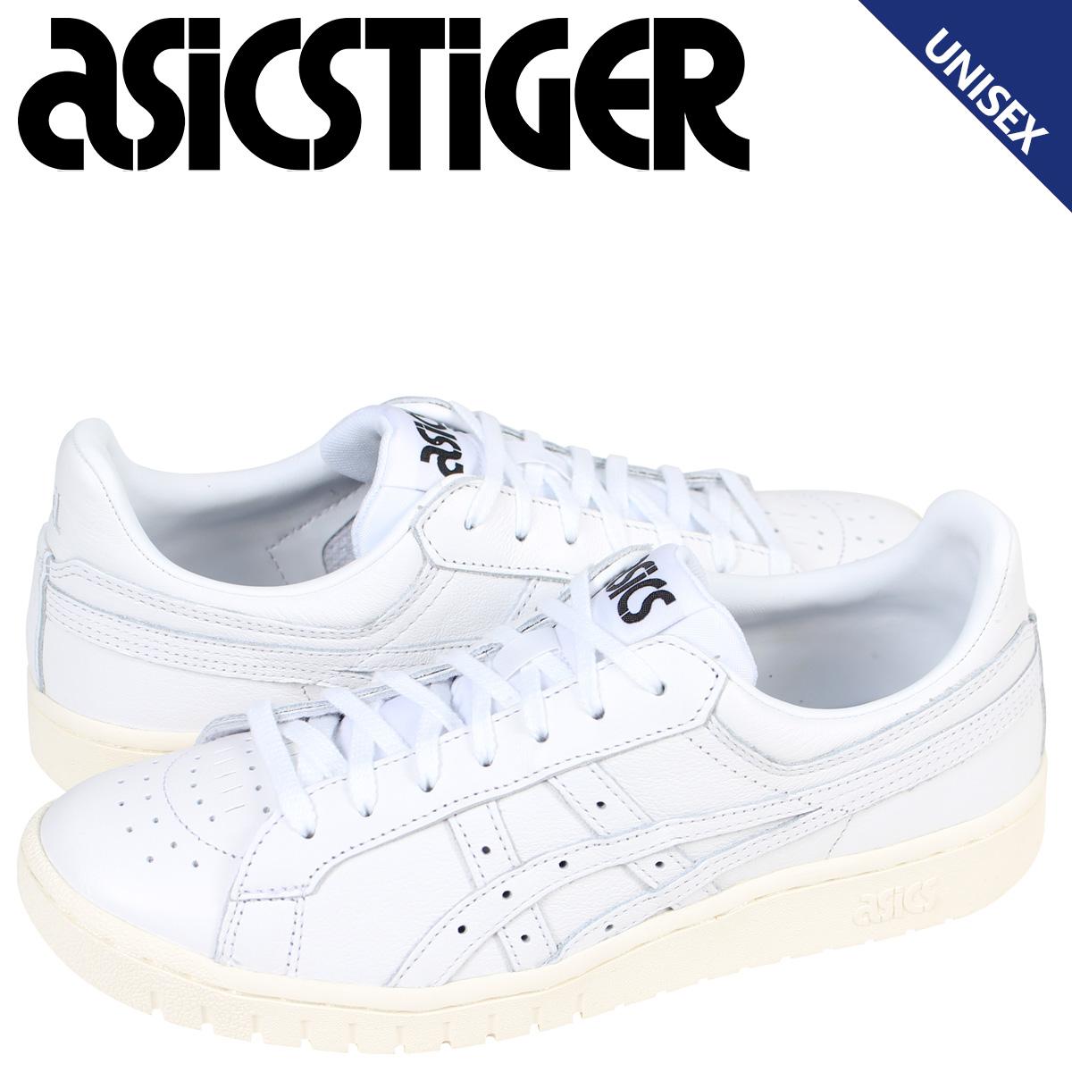 the latest 3fe75 2e583 asics Tiger ASICS tiger gel PTG sneakers GEL point man HL7X0-0101 men white  white [the 8/15 additional arrival]