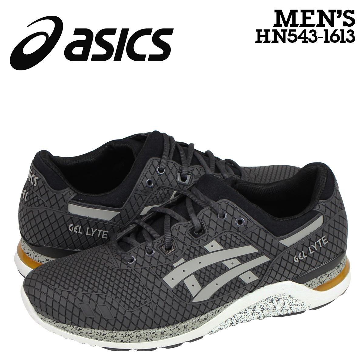 asics Tiger ASICS tiger gel light samurai sneakers GEL LYTE EVO SAMURAI ARMOR PACK HN543 1613 men shoes gray