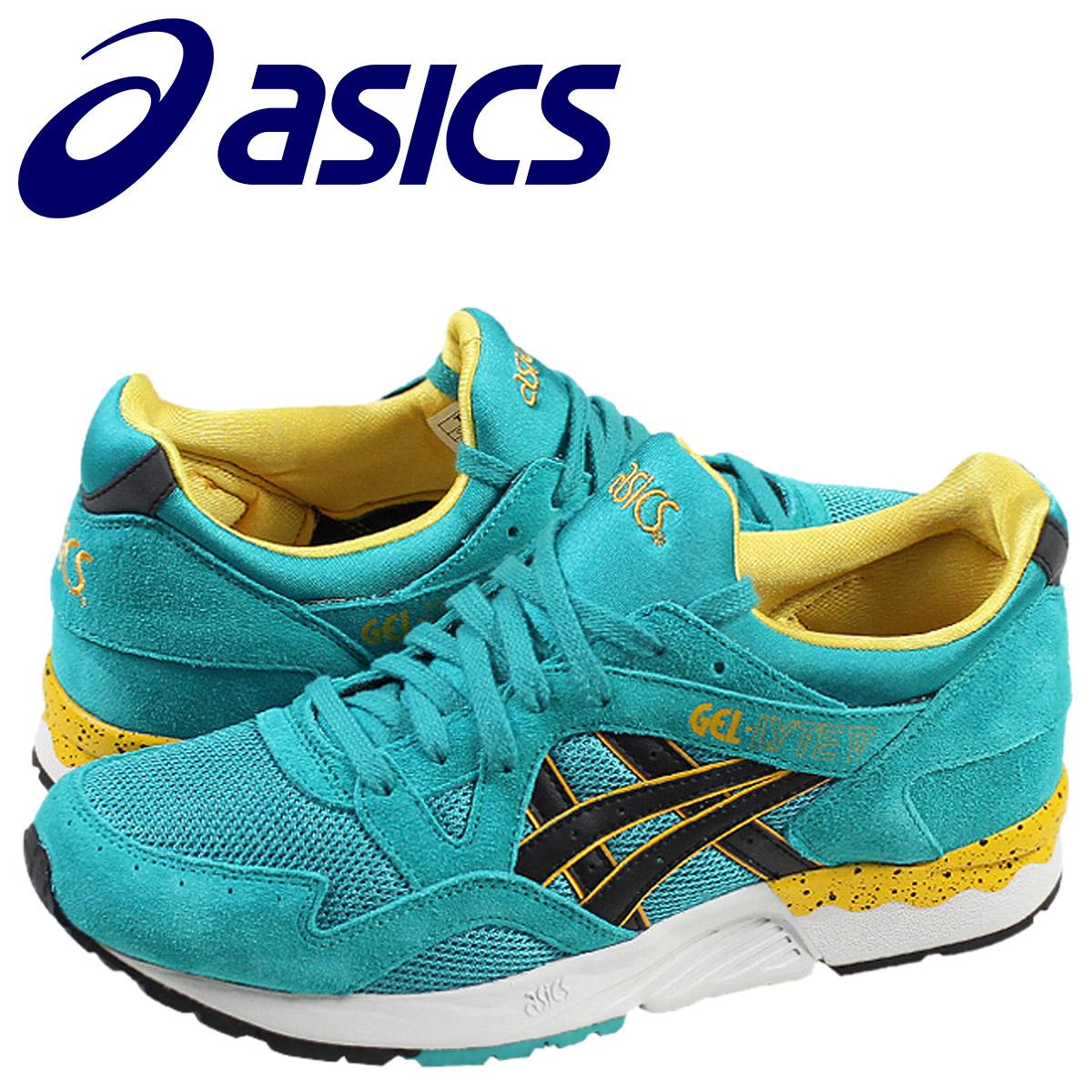 połowa ceny nowy design bardzo tanie asics ASICS gel light 5 sneakers GEL-LYTE 5 TH505L-7890 men shoes green