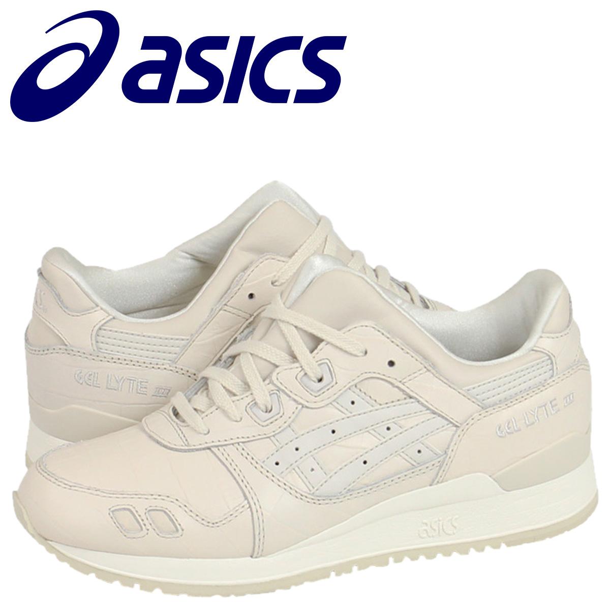 asics アシックス ゲルライト3 スニーカー GEL-LYTE 3 TQ5N2L-0202 メンズ レディース 靴 ホワイト 白