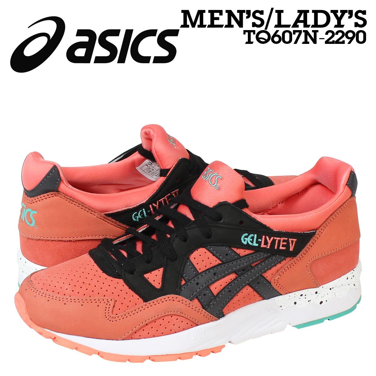 best sneakers 7d895 85317 asics Tiger ASICS tiger gel light 5 sneakers GEL-LYTE V TQ607N-2290 men gap  Dis shoes orange