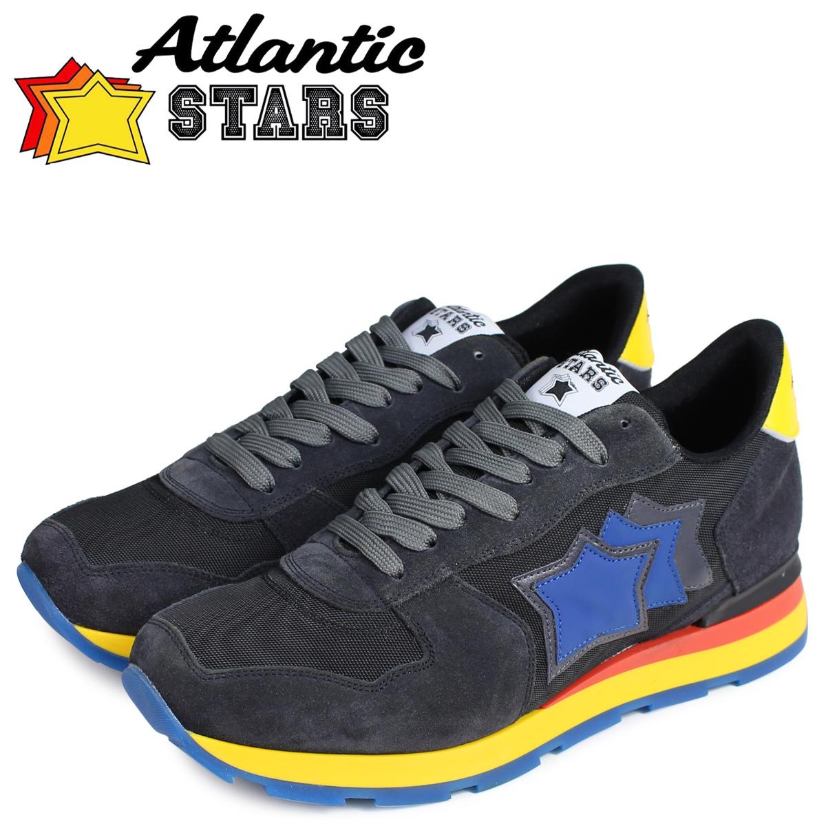 Atlantic STARS アトランティックスターズ アンタレス スニーカー メンズ ANTARES ネイビー ANG-49N