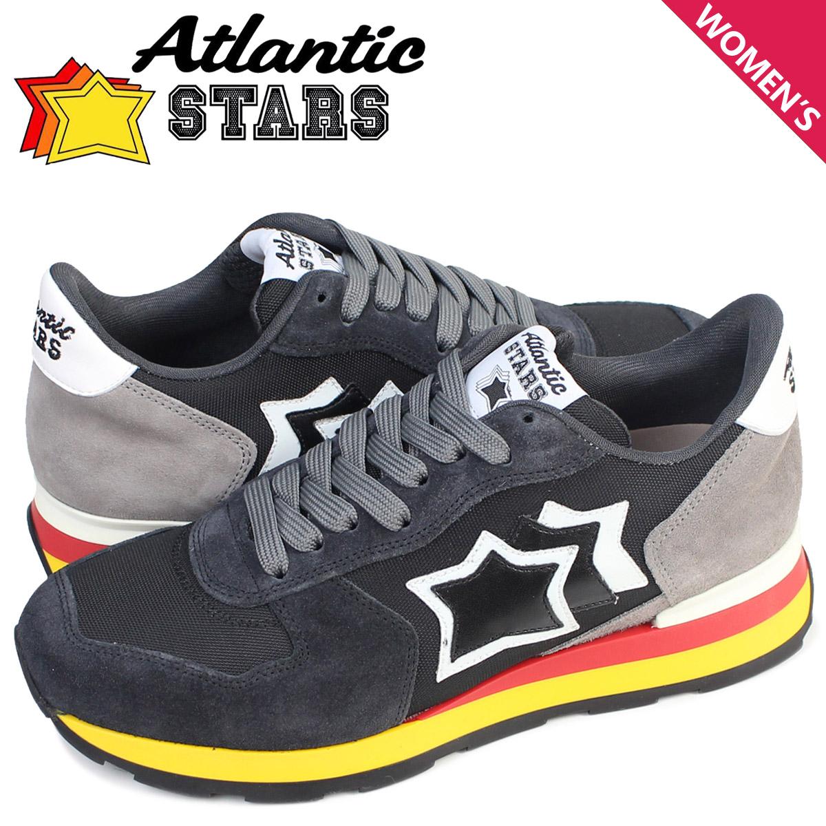 Atlantic STARS レディース スニーカー アトランティックスターズ ベガ VEGA AB 89B 靴 ネイビー