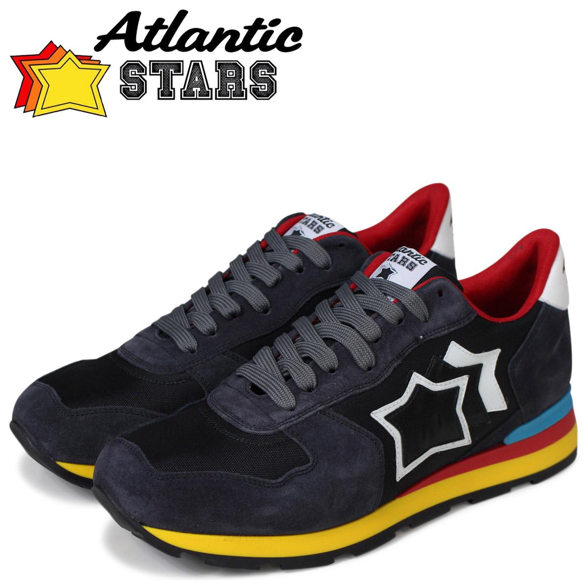 Atlantic STARS メンズ スニーカー アトランティックスターズ アンタレス ANTARES AB-89C ネイビー