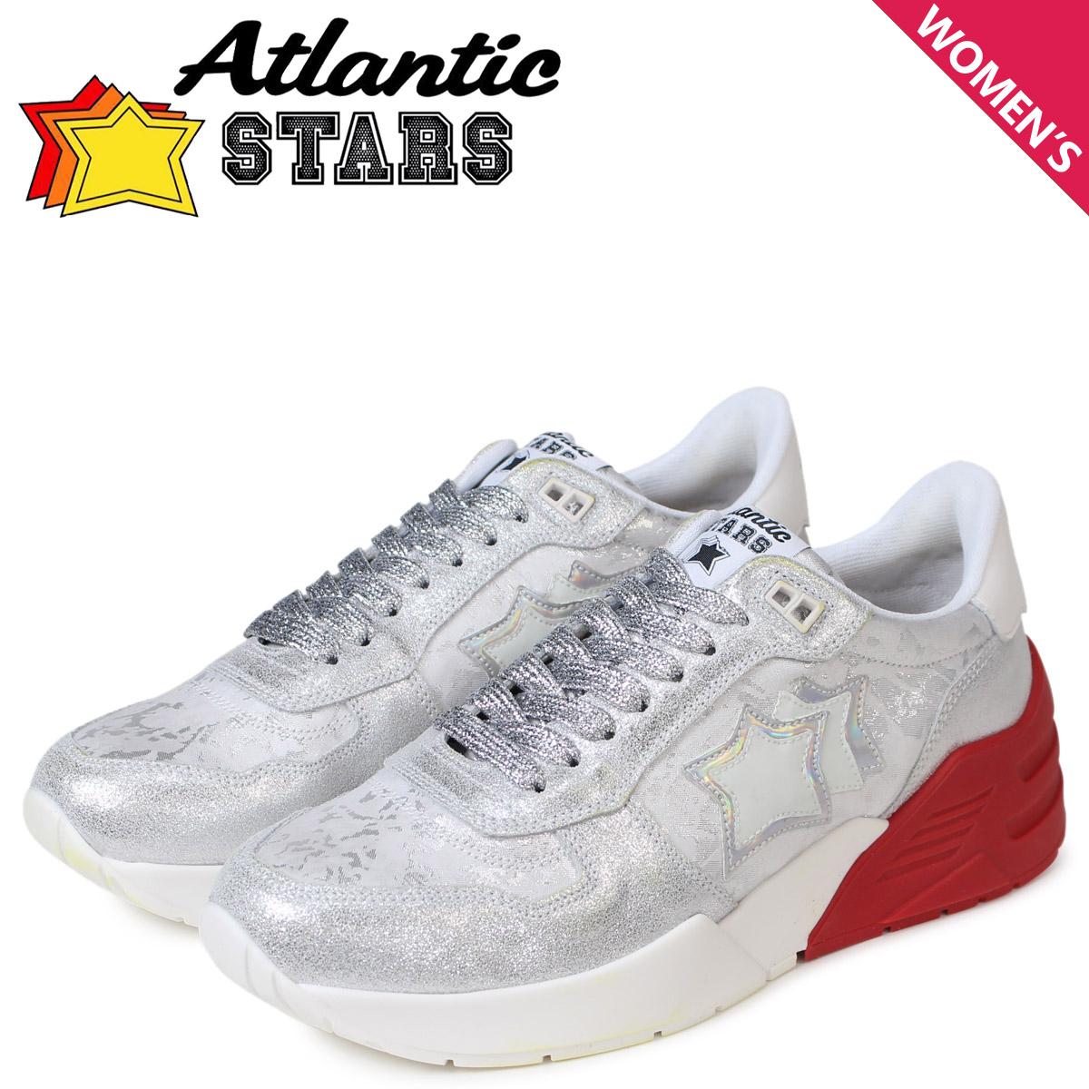 Atlantic STARS レディース スニーカー アトランティックスターズ ビーナス VENUS AC-SN01 シルバー
