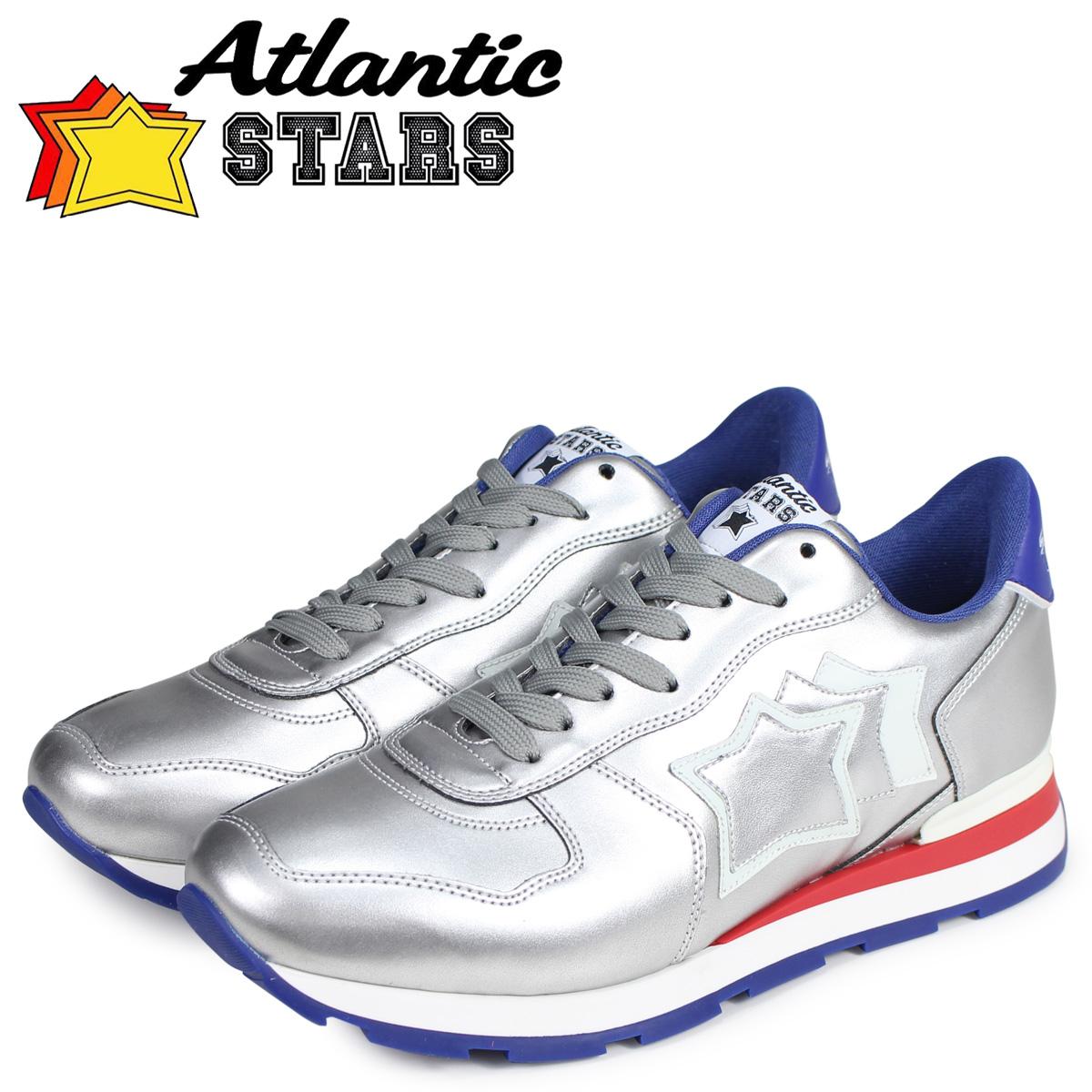 Atlantic STARS アトランティックスターズ アンタレス スニーカー メンズ ANTARES シルバー ARB-14B [4/13 追加入荷]