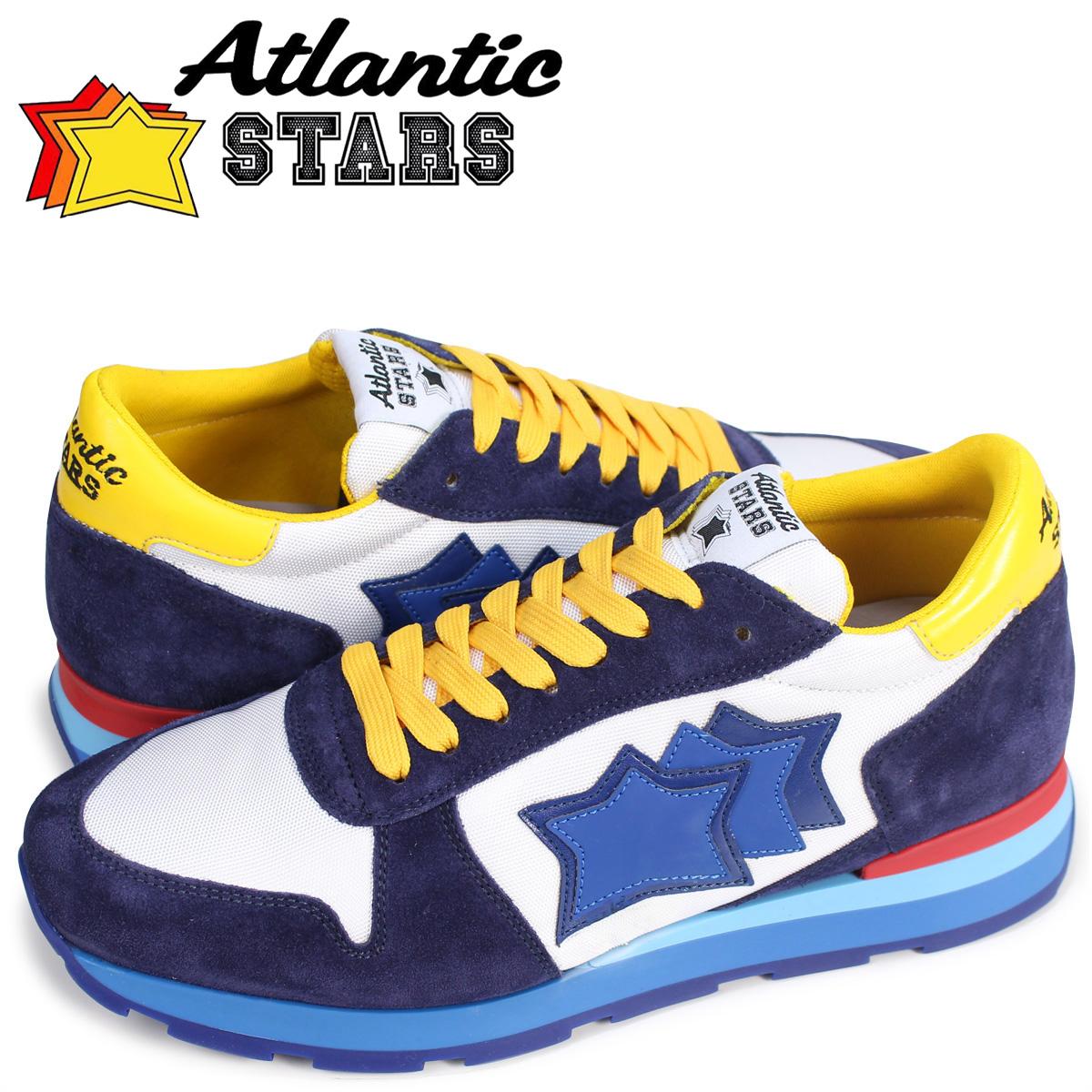 Atlantic STARS メンズ スニーカー アトランティックスターズ シリウス SIRIUS BBG 58R ホワイト 白