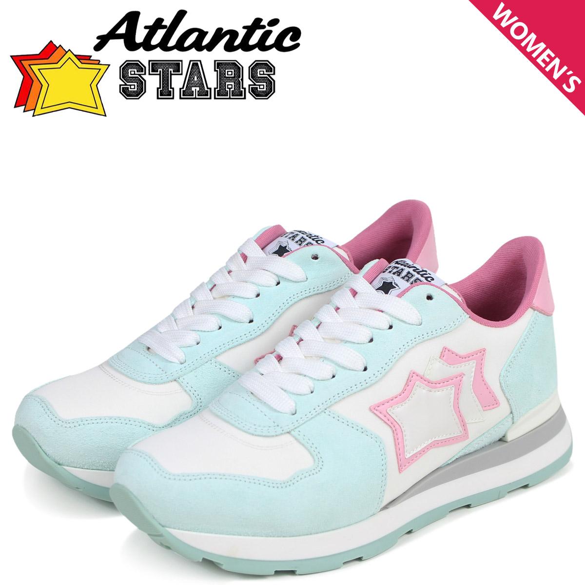 Atlantic STARS アトランティックスターズ レディース スニーカー ベガ VEGA BMR28B ライトブルー