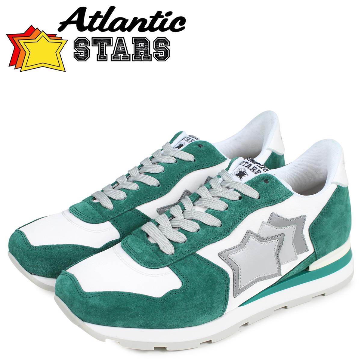 Atlantic STARS アトランティックスターズ アンタレス スニーカー メンズ ANTARES グリーン BVB-13B