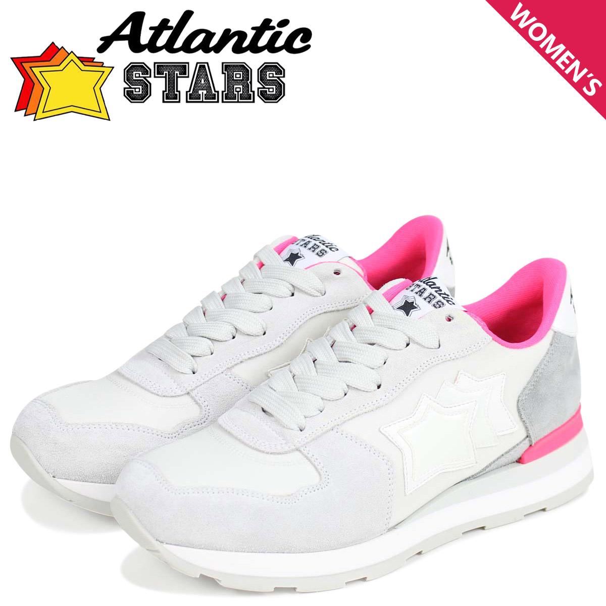 【海外限定】 Atlantic STARS VEGA レディース CP-86FF スニーカー アトランティックスターズ ベガ VEGA ベガ CP-86FF ライトグレー, ヨシダグン:61a5988e --- clftranspo.dominiotemporario.com