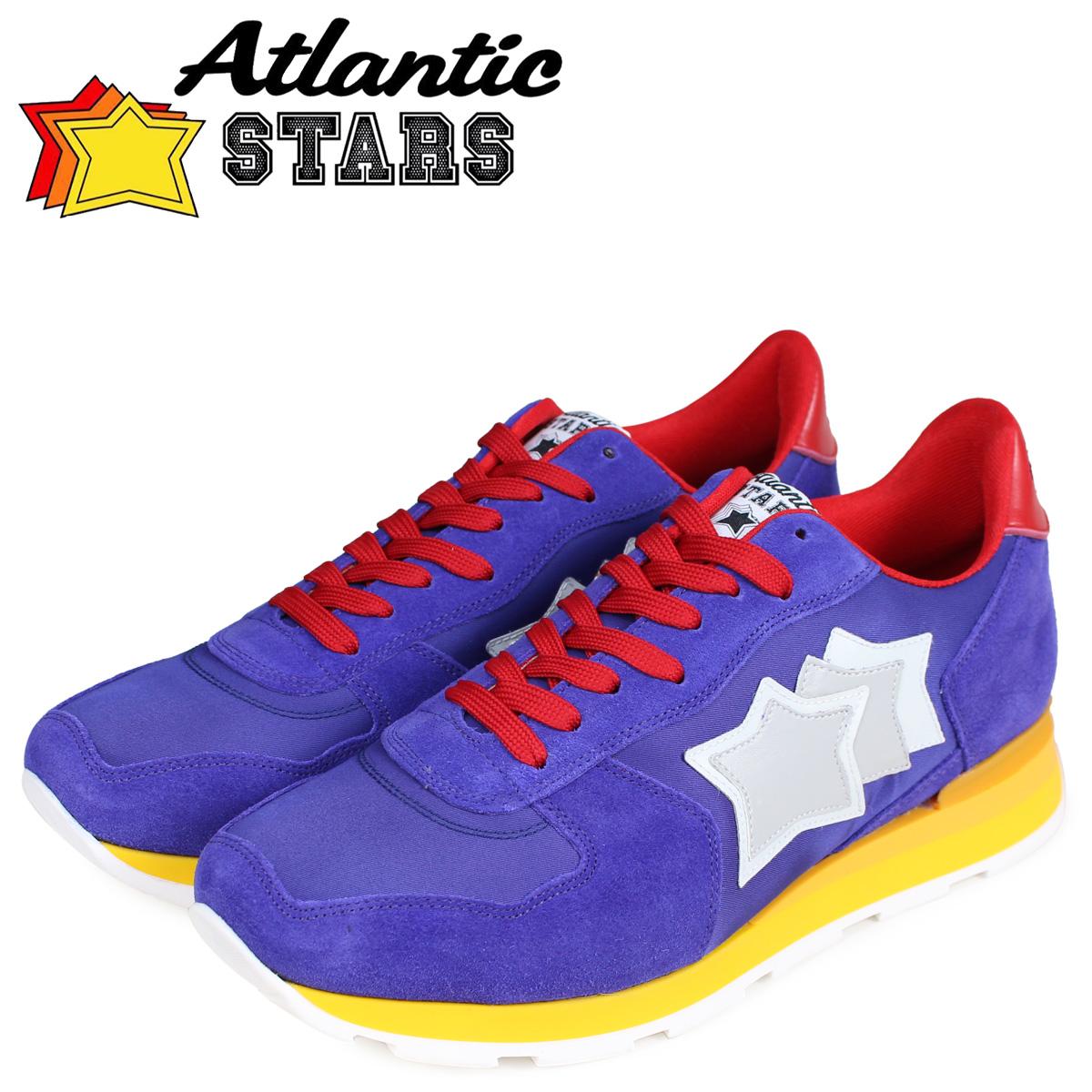 Atlantic STARS アトランティックスターズ アンタレス スニーカー メンズ ANTARES ネイビー EV-15GS