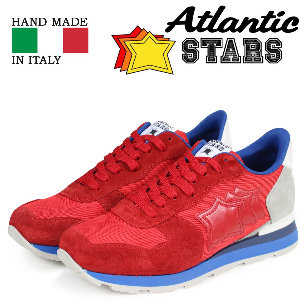 感謝の声続々! Atlantic STARS メンズ スニーカー アトランティックスターズ ANTARES メンズ アンタレス ANTARES レッド FBR-83B レッド, アメリカン雑貨 ベリーベリー:baa8b49f --- clftranspo.dominiotemporario.com